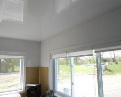 Murs et plafond véranda PVC